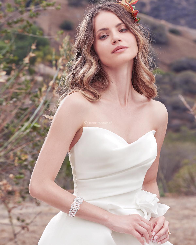 Excepcional Vestido De Novia De Kate Hudson Colección de Imágenes ...