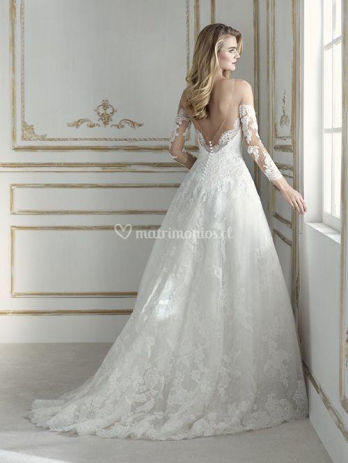 pascale, La Sposa