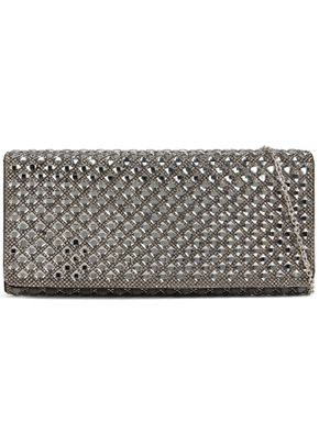 LAYTON SMALL SATIN CLUTCH BAG  2, Monsoon