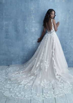 9703 train, Allure Bridals