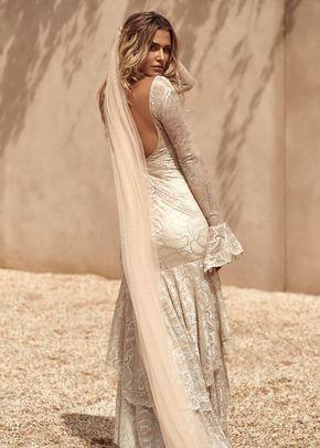 shimmy veil, Grace Loves Lace