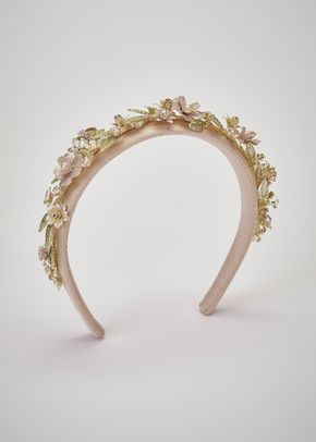 KIKKAN HEADBAND SOFT PINK, Pronovias