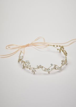 LAURINA CIRCLET GOLD, Pronovias