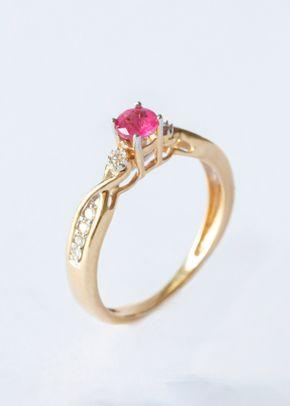 piedra rosa, Paola Díaz Joyas