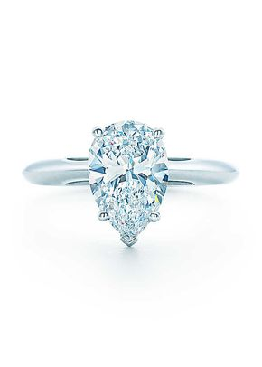 PEAR SHAPE , Tiffany & Co.