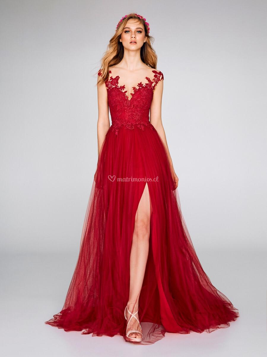 baa742e8 Vestidos de Fiesta - 2019 - Matrimonios.cl