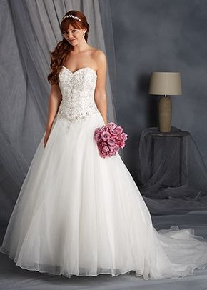 Style 2450, Alfred Angelo