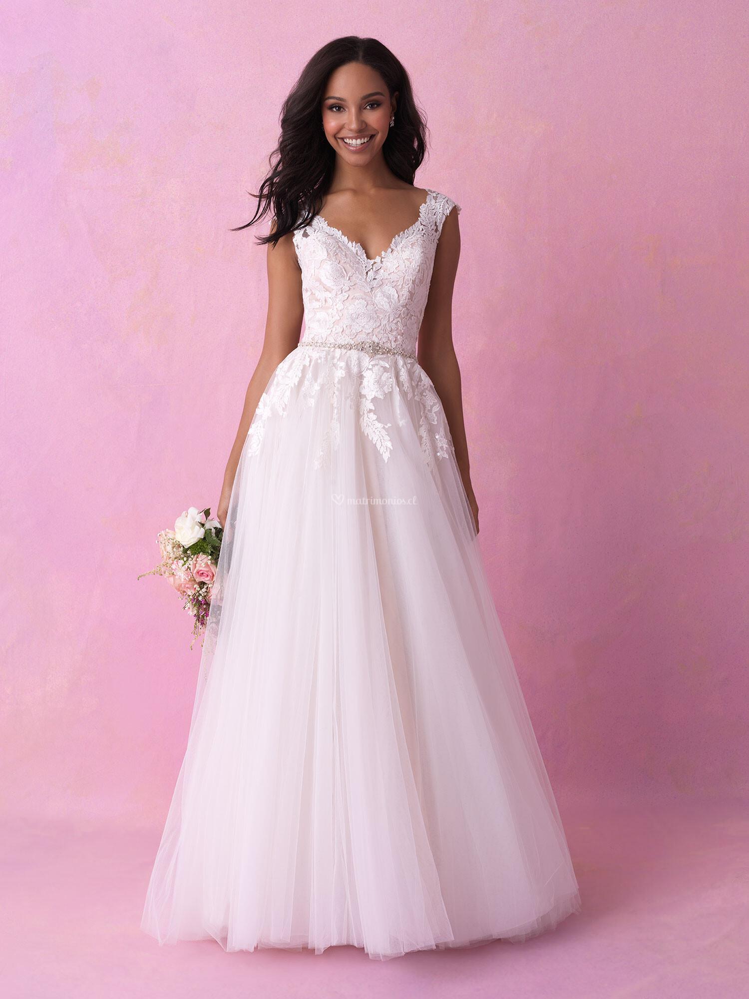 Vestidos de Novia de Allure Bridals - Matrimonios.cl