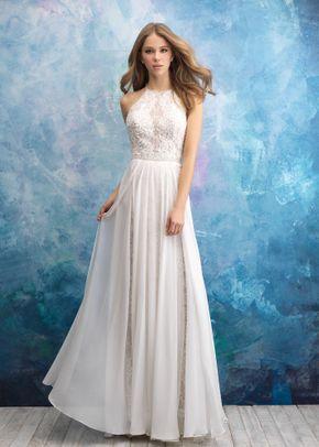 9573 , Allure Bridals