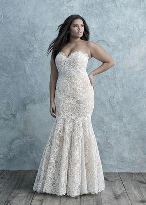 9676, Allure Bridals