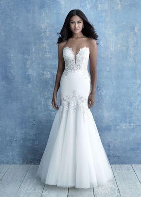 9709, Allure Bridals