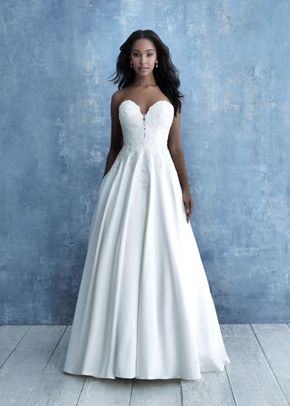 9713, Allure Bridals