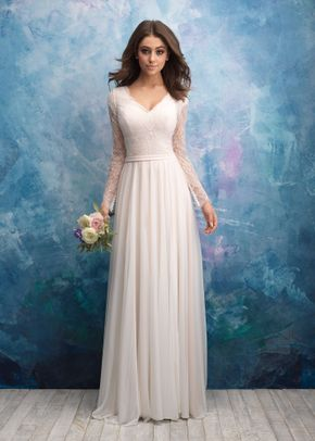 M605, Allure Bridals