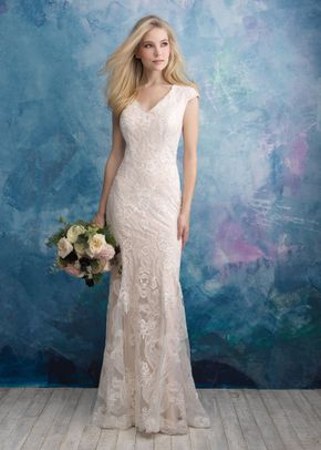 M606, Allure Bridals