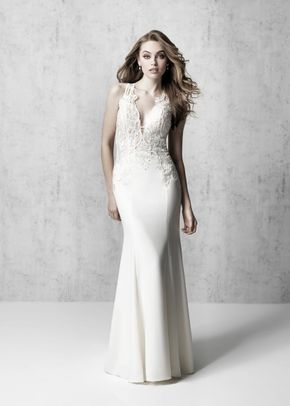 MJ608, Allure Bridals