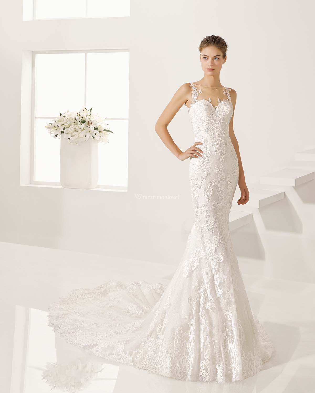 Vestidos de novia alma