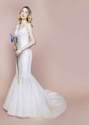 BL18125, Monique Lhuillier
