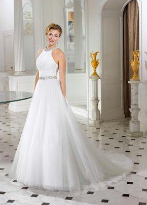 9509, Allure Bridals