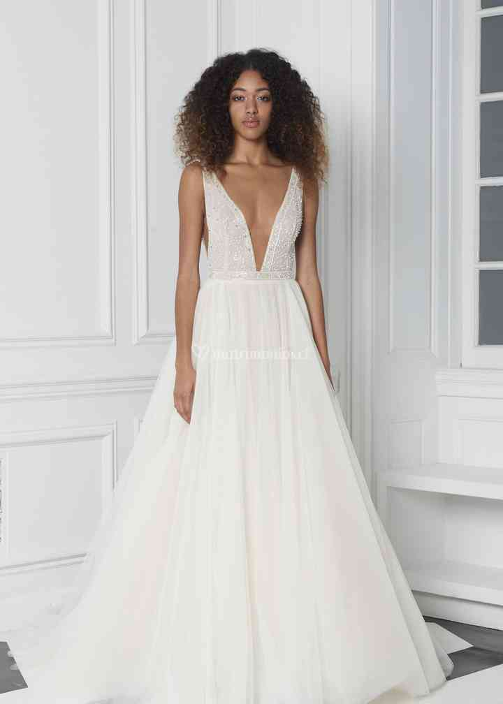 BL18213, Monique Lhuillier