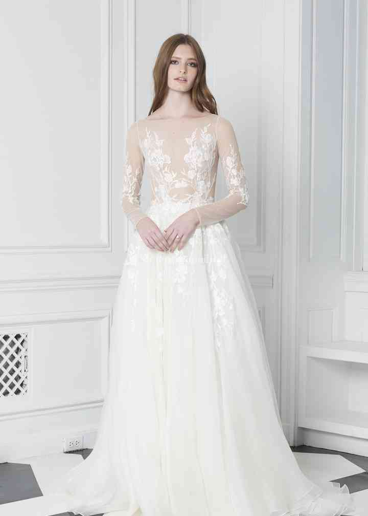 BL18215, Monique Lhuillier