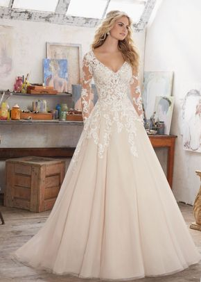 BL19115, Monique Lhuillier
