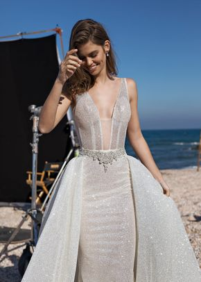 14584 + DETACHABLE SKIRT, Pnina Tornai
