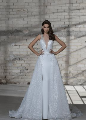 14691+DETACHABLE SKIRT, Pnina Tornai