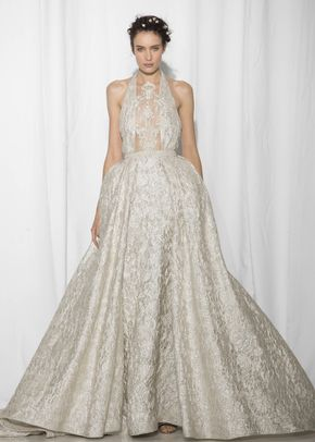 Look 19 - Couture, Reem Acra