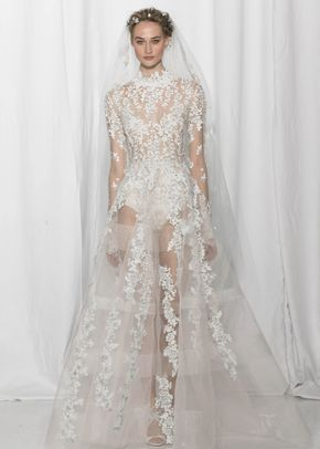 Look 26 - Couture, Reem Acra