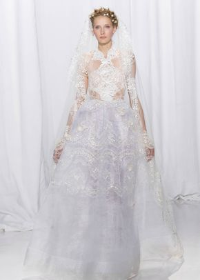 Look 27 - Couture, Reem Acra