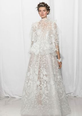 Look 28 - Couture, Reem Acra