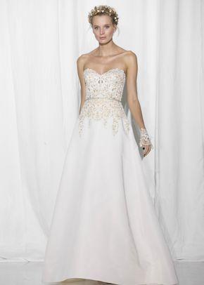 Look 7 - Florenza, Reem Acra