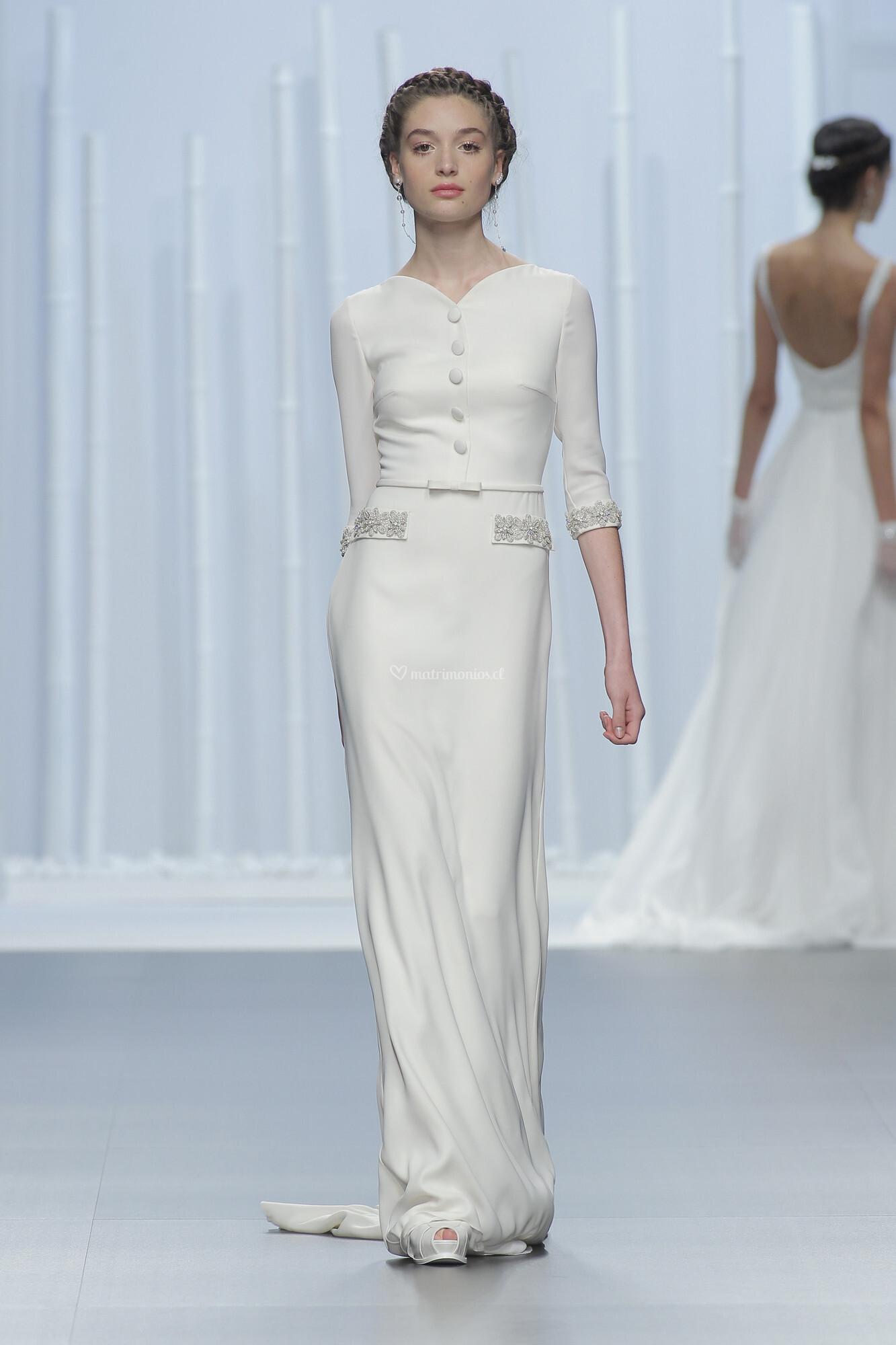 Famous Vestido De Novias Rosa Clara Picture Collection - All Wedding ...