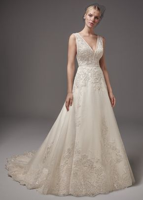 BL18120, Monique Lhuillier