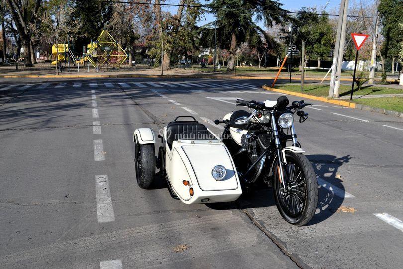 Santiago Sidecar