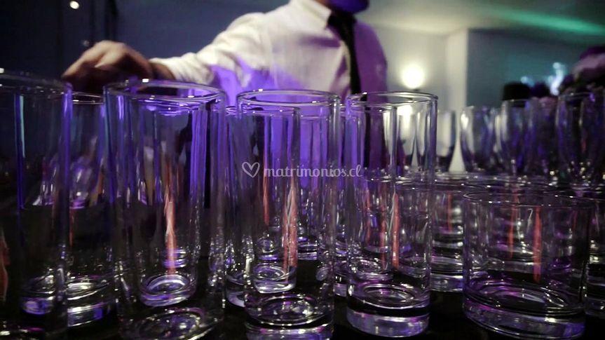 Bar fiesta
