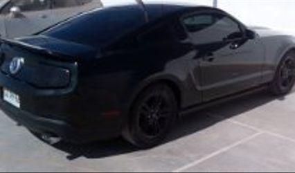 Matrimonio Mustang 1