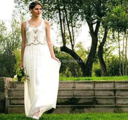 Vestidos de novia civil providencia