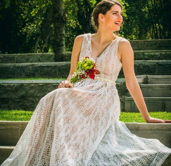 Vestido de novia civil santiago chile