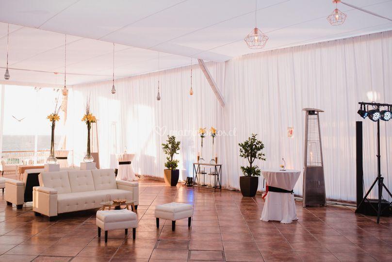 Lounge área