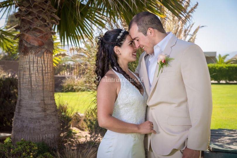 Recien casados en mayo 2019