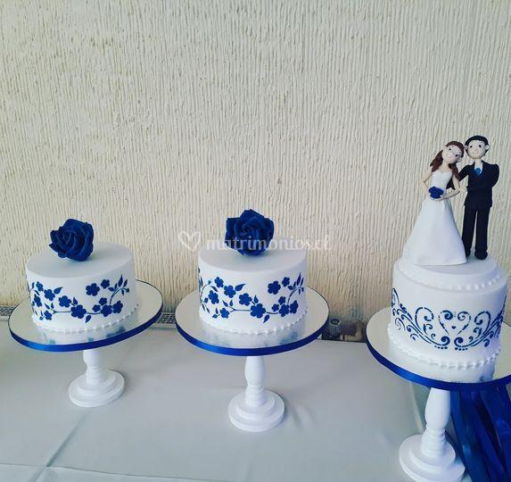 Torta pisos separados
