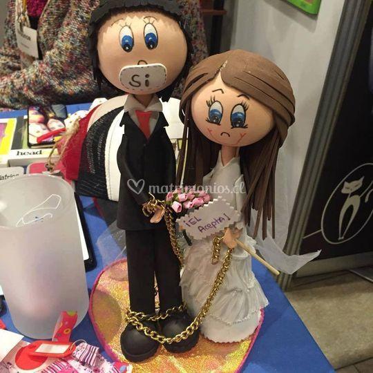 Muñecos personalizados 33 cm