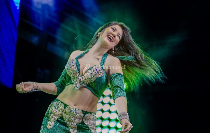 Fer Bellydancer - Danza Árabe