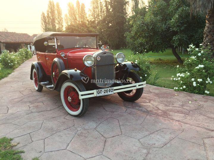 Lujo ford a 1930