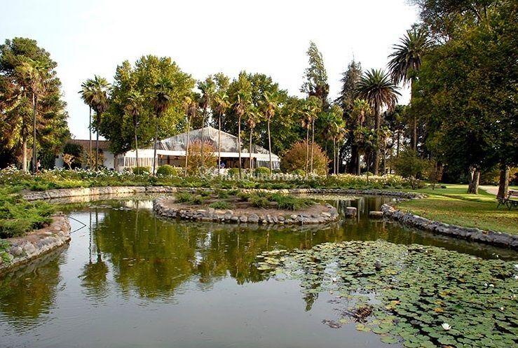 Vista del parque