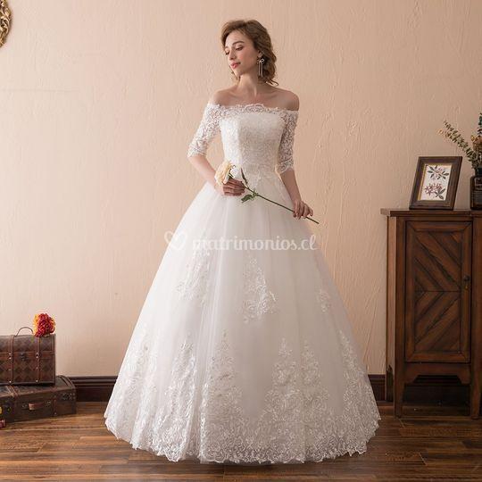 Donde comprar vestidos de novia en concepcion
