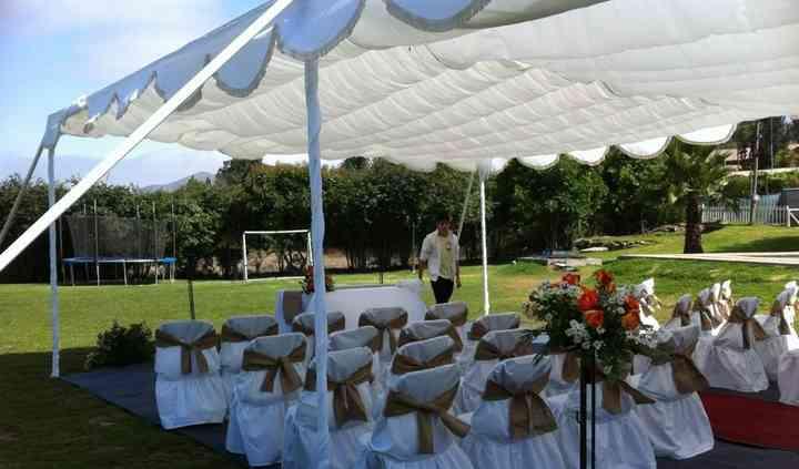 Toldó ceremonia civil