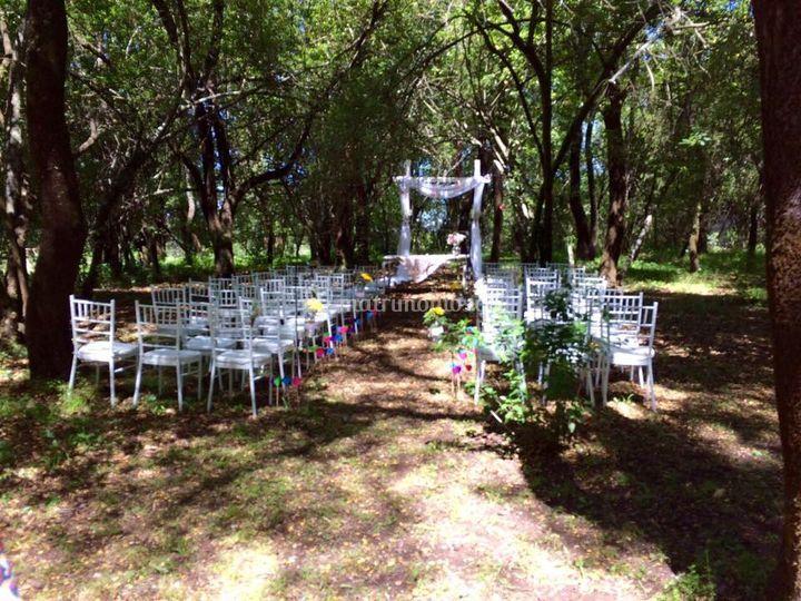 Ceremonia civil día