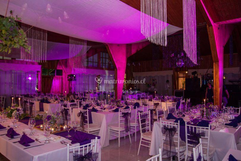 Matrimonio 200 personas